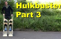 XRobots – Iron Man HULKBUSTER Cosplay Part 3 – Building Stilts for my Giant Suit!