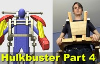 XRobots – Iron Man HULKBUSTER Cosplay Part 4 – Building the Torso for my Giant Suit!