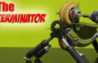 "The ""TERMINATOR"" 32 000 rpm metal strip shooter !"