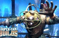 City of Rapture Fish Tank (BioShock) – SUPER-FAN BUILDS