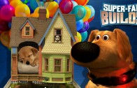 Disney / Pixar's UP! Dog House – SUPER-FAN BUILDS