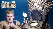 Game of Thrones – Iron Throne Toilet – SUPER FAN BUILDS