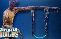 Groot Swing Set (Guardians of the Galaxy) – SUPER-FAN BUILDS
