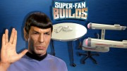 Star Trek Enterprise Home Office – SUPER FAN BUILDS