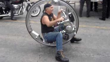 Wheels of Tomorrow One Wheeler (Monocycle)