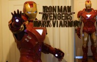 Iron Man Mark 6 Costume – Homemade Foam Avengers Armor