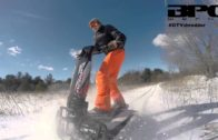DTV Shredder: Fresh Snow at Test Track – Toronto – Winter Offroading