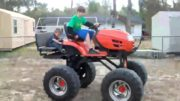 Redneck Lawnmower