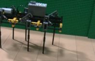 LEGO Long Legged Hexapod レゴ 六脚歩行ロボ 足長・安定歩行型