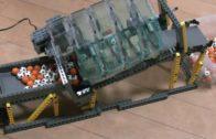 LEGO GBC module Archimedes Screw