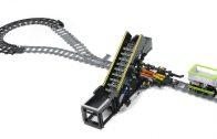 Lego Railway System: Loader module, through type