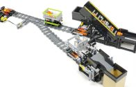Lego Railway System: Reverse module V-type