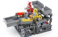 Lego Railway System: Debut layout